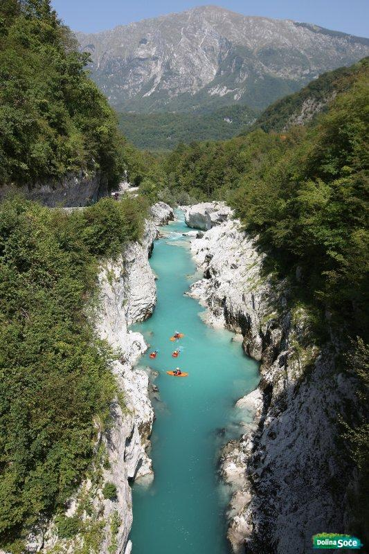 soča-kayaking